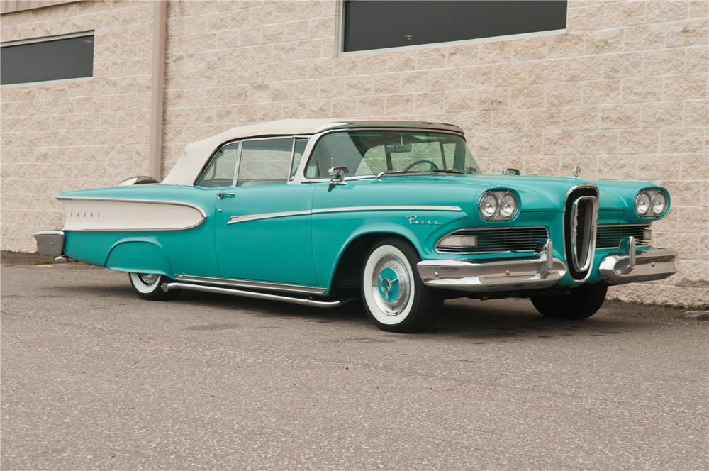 Edsel Pacer 1958 #7