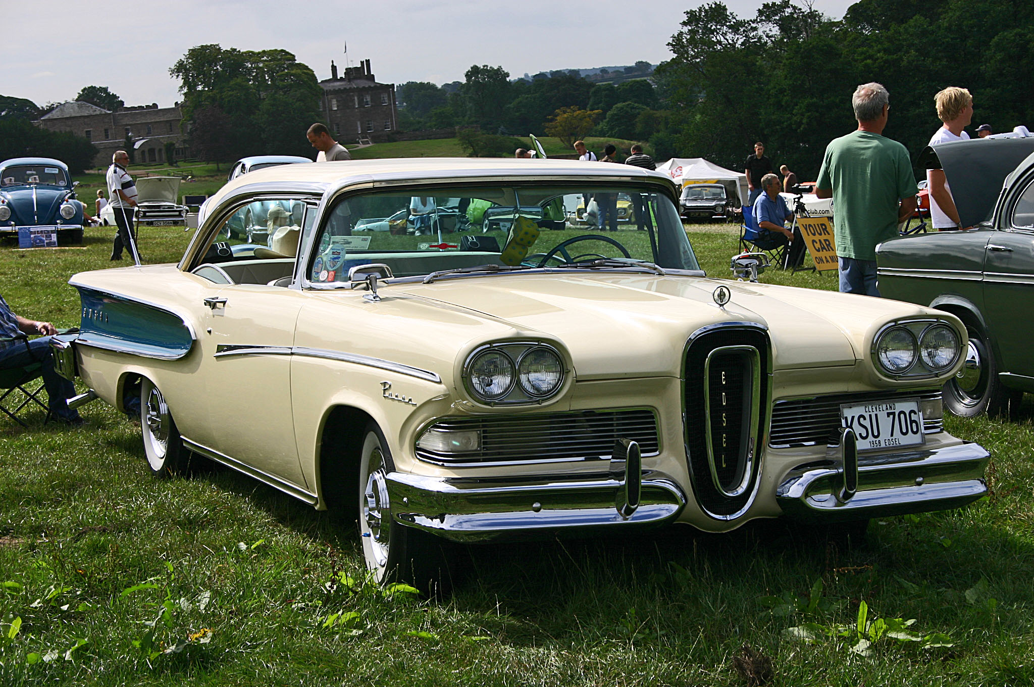 Edsel Pacer 1958 #8