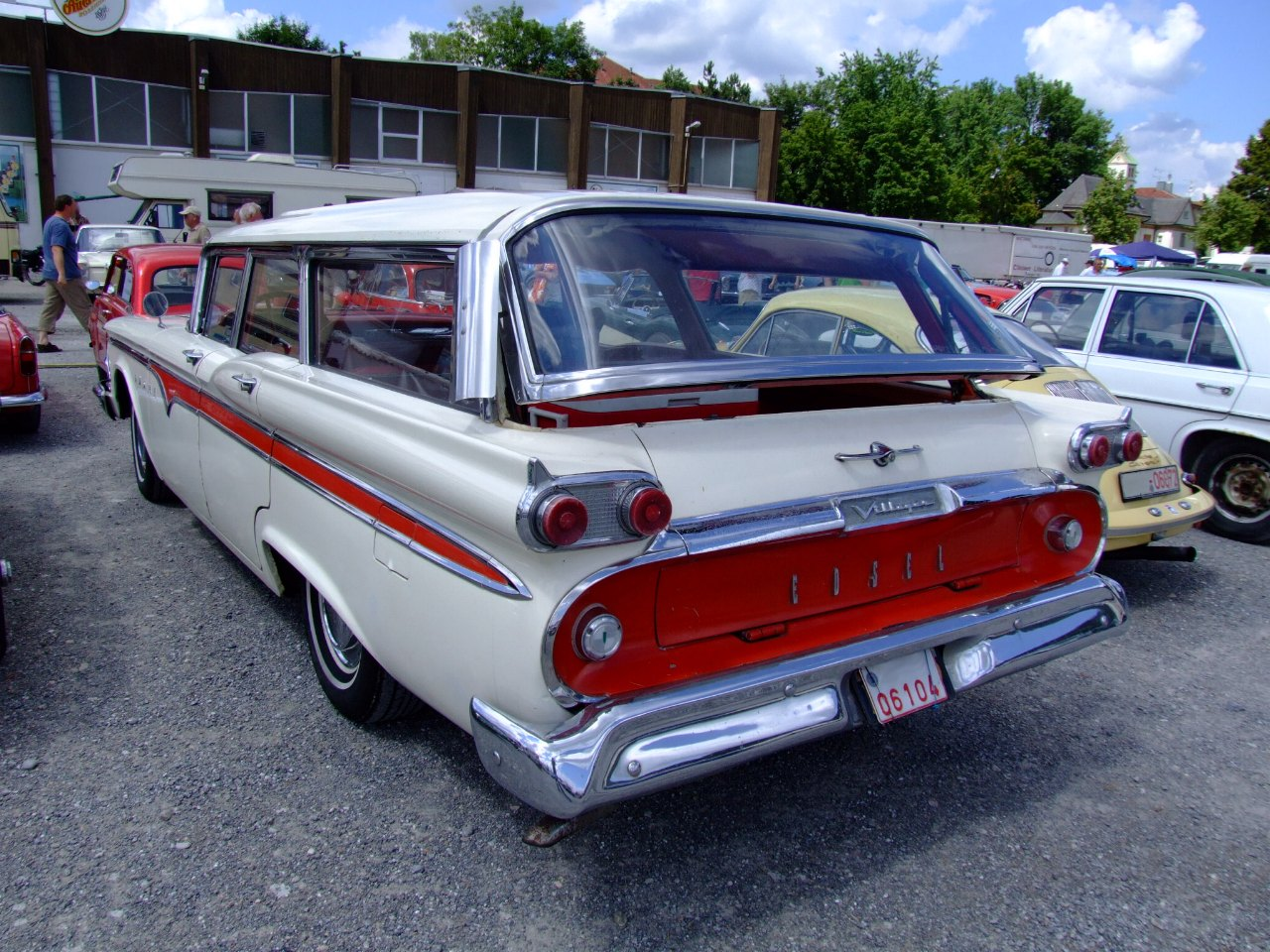 Edsel Villager 1959 #1