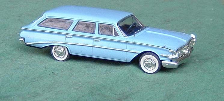Edsel Villager 1960 #10