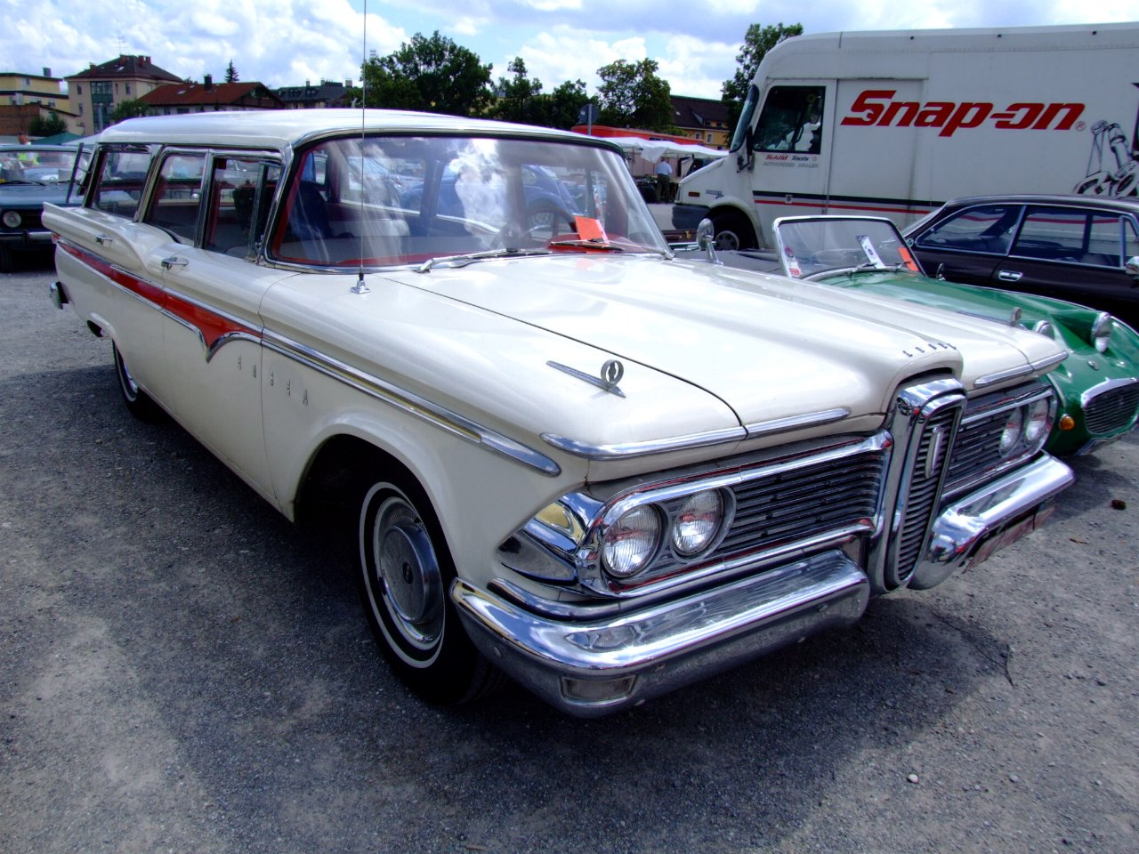 Edsel Villager 1960 #11