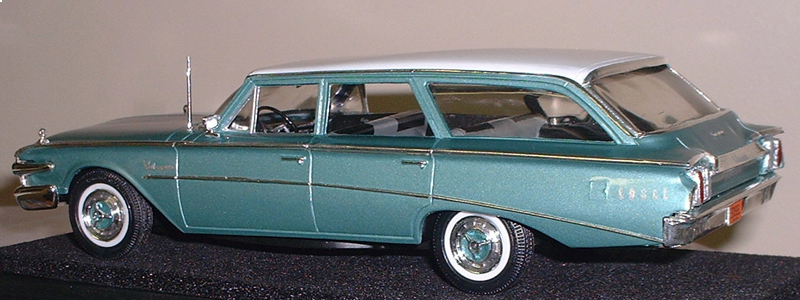 Edsel Villager 1960 #3