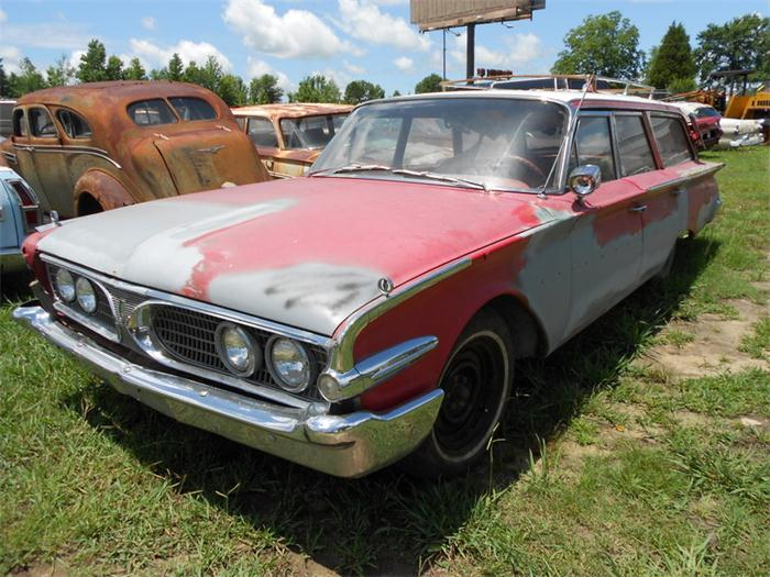 Edsel Villager 1960 #4