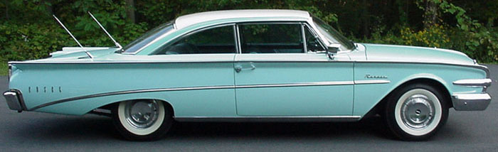 Edsel Villager 1960 #6