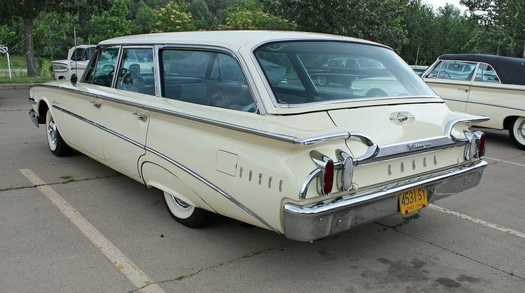 Edsel Villager 1960 #7