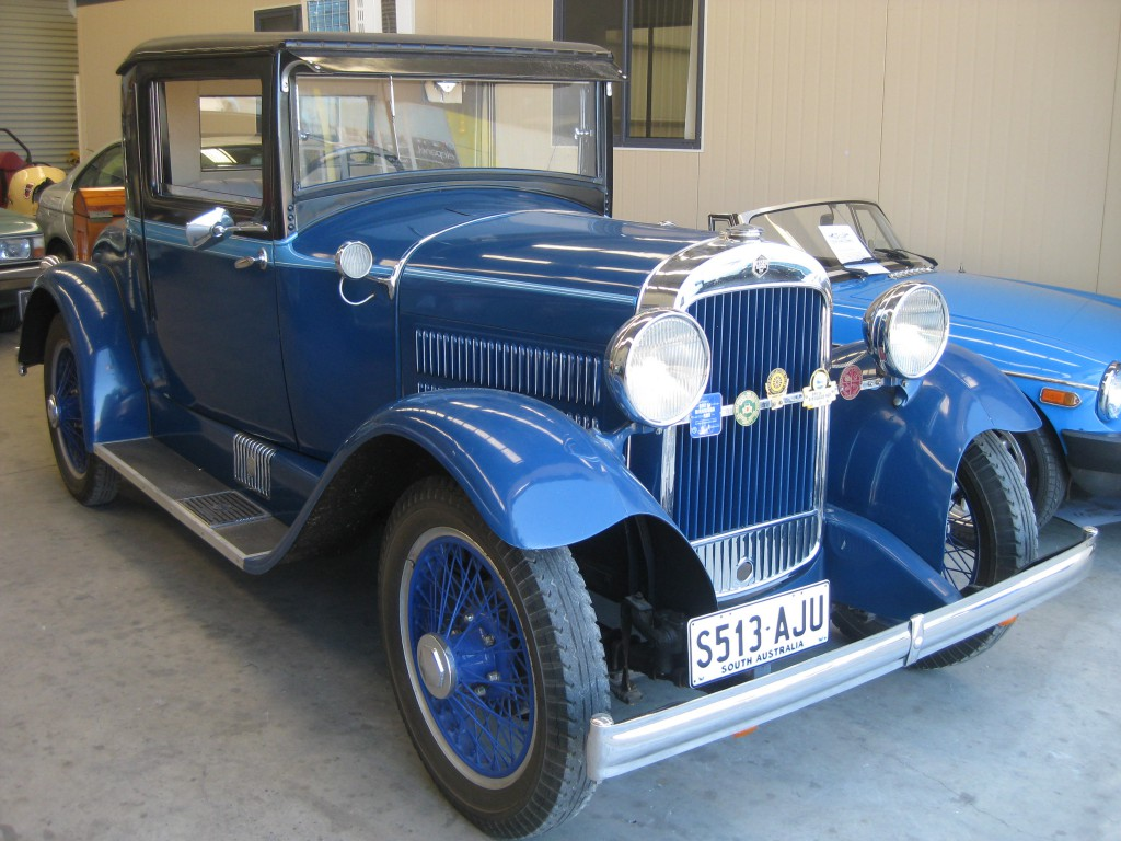 Essex Challenger Series 1929 #10