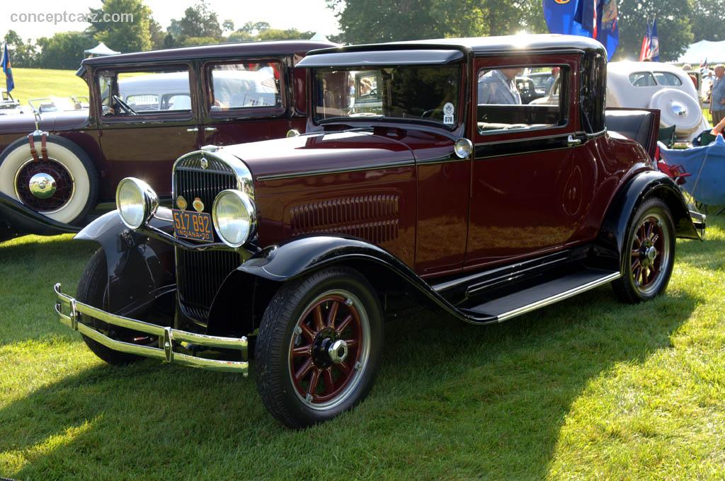 Essex Challenger Series 1929 #2