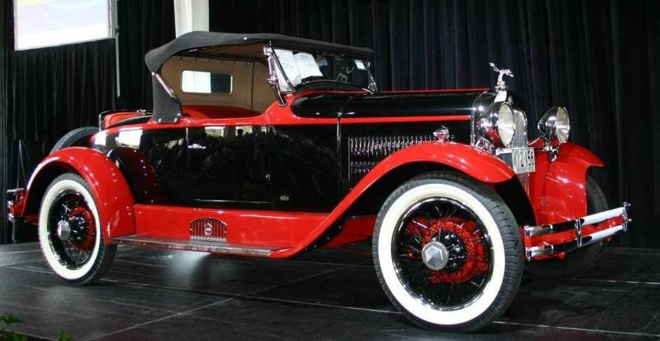 Essex Challenger Series 1929 #3