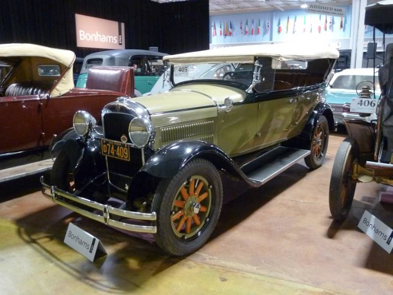 Essex Challenger Series 1929 #9