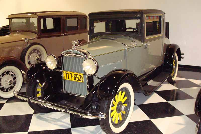 Essex First Series 1928 #1