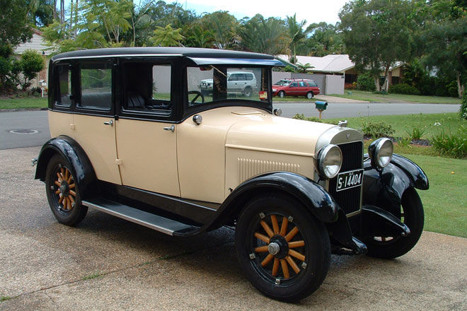 Essex First Series 1928 #5