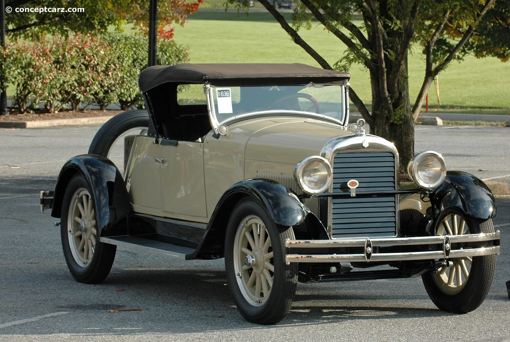 Essex First Series 1928 #6