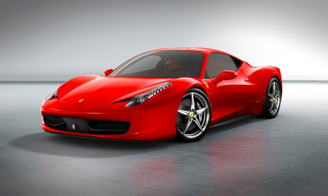 New Ferrari 2014 is ready to reach the speed of light #2