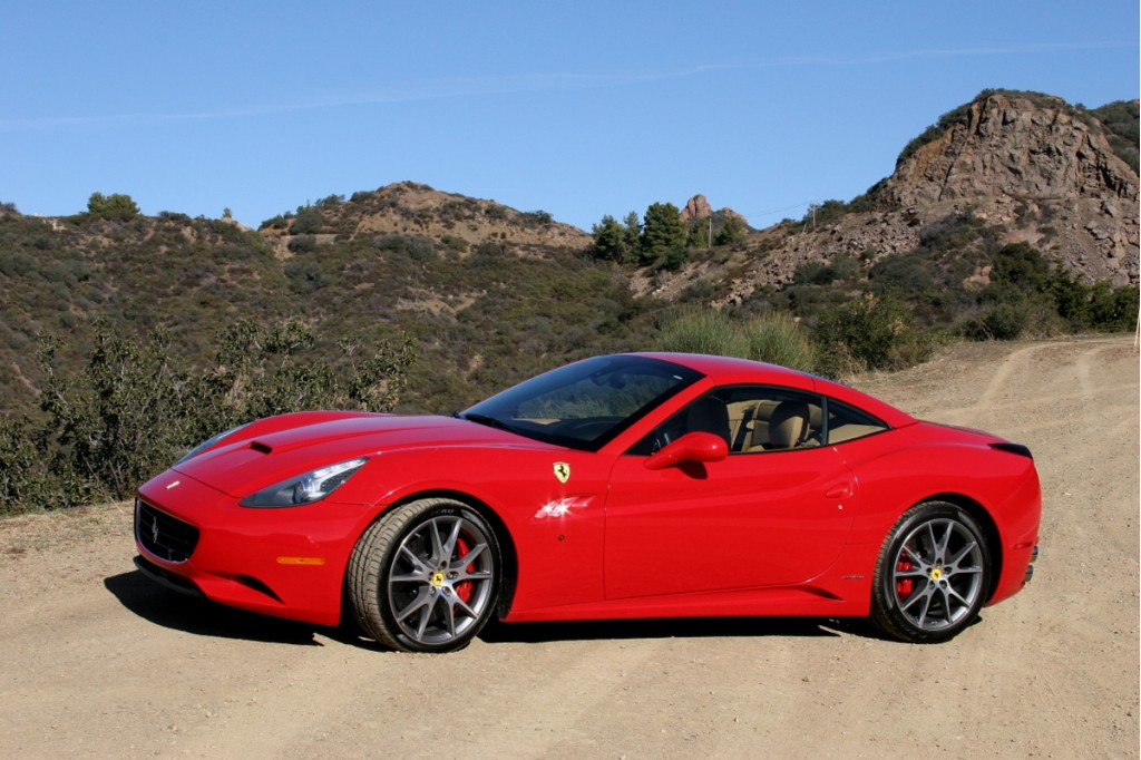 Ferrari California #11