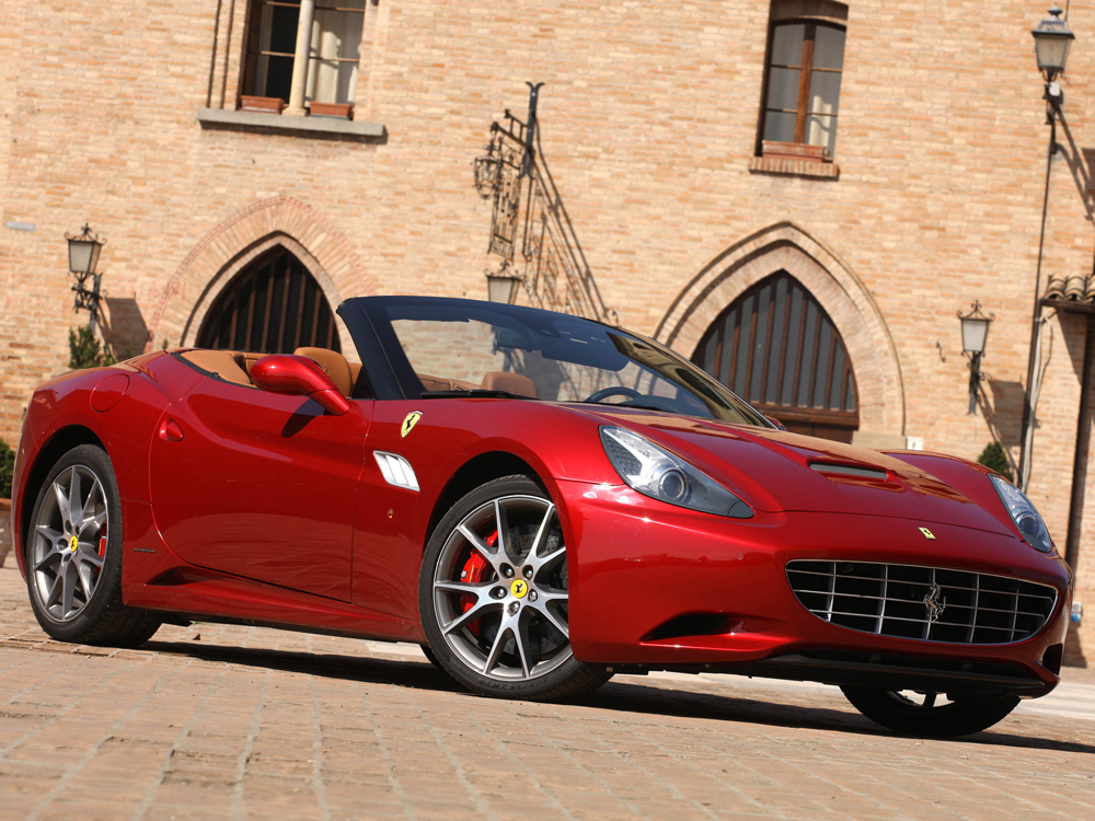 Ferrari California 2012 #3