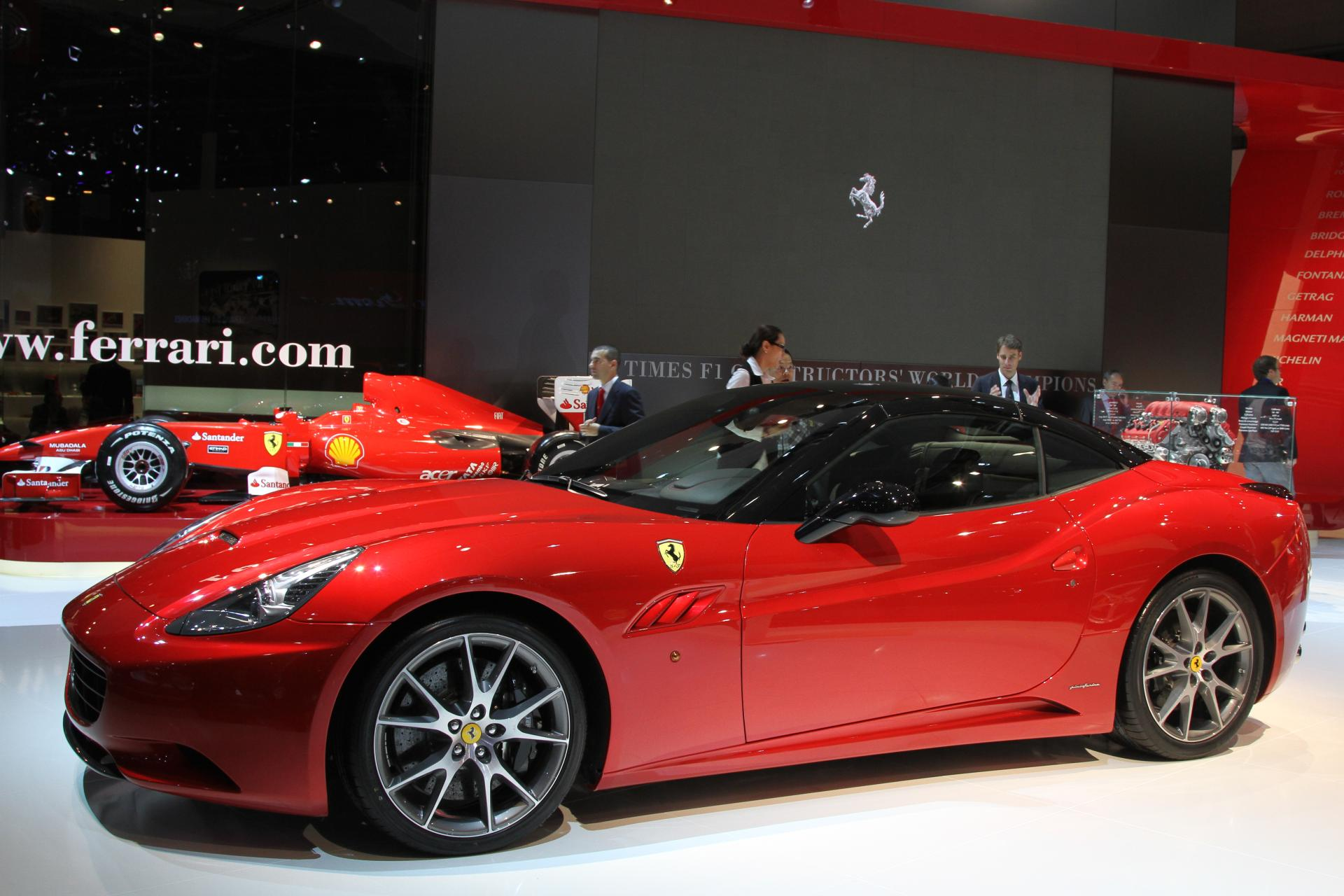 Ferrari California 2012 #5