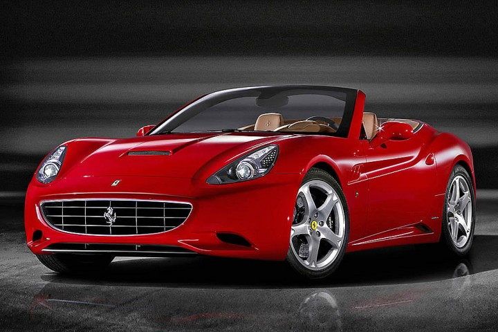 Ferrari California #5