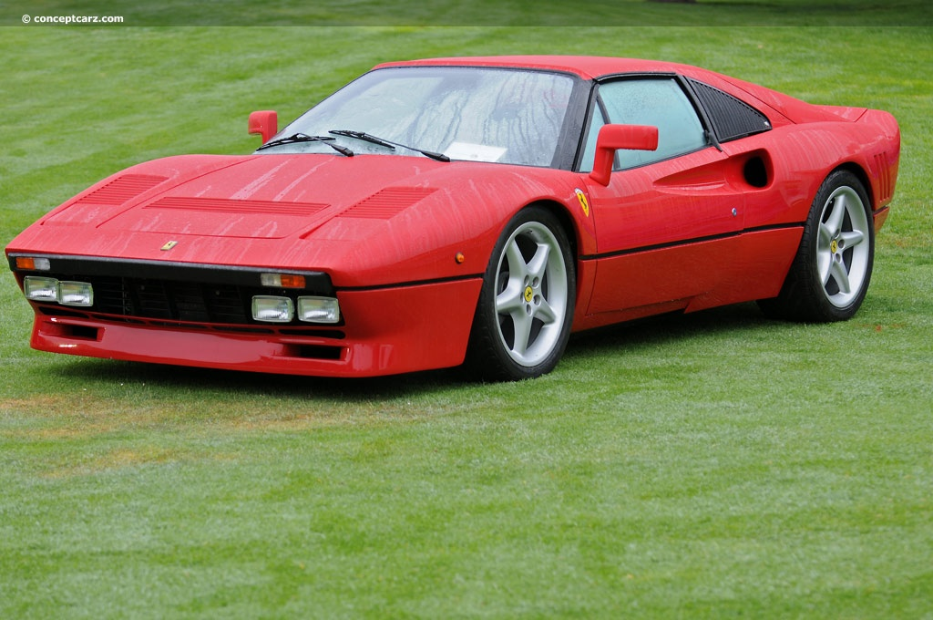 1980 Ferrari GTB  Information and photos  MOMENTcar