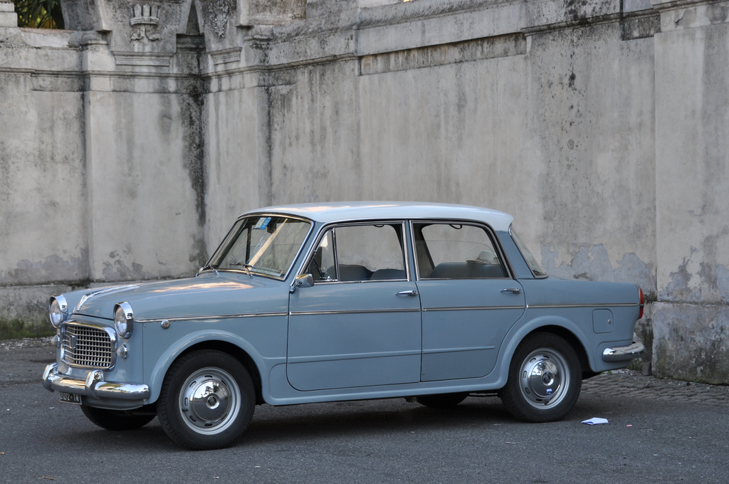 1962 Fiat 1100 Information And Photos Momentcar