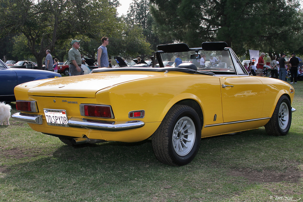 1970 Fiat 124 - Information and photos - MOMENTcar