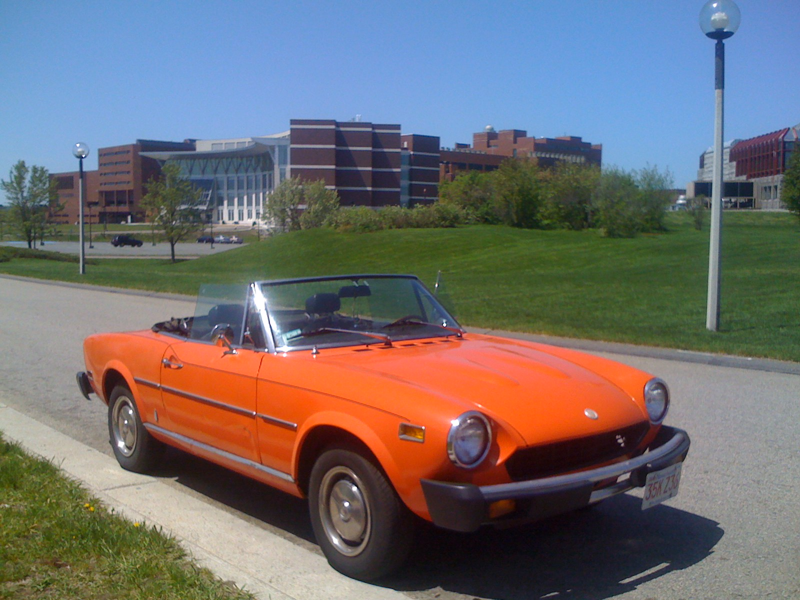 candy pin mine loved fiat car this convertible was spider