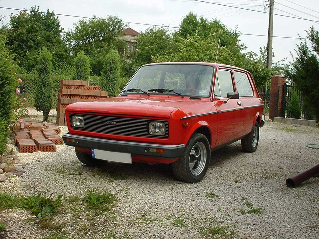 1977 Fiat 128 - Information and photos - MOMENTcar