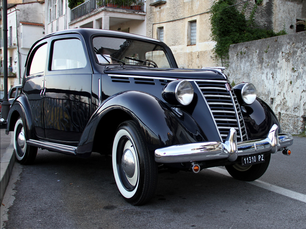 Chevrolet Latest Models >> 1949 Fiat 1500 - Information and photos - MOMENTcar