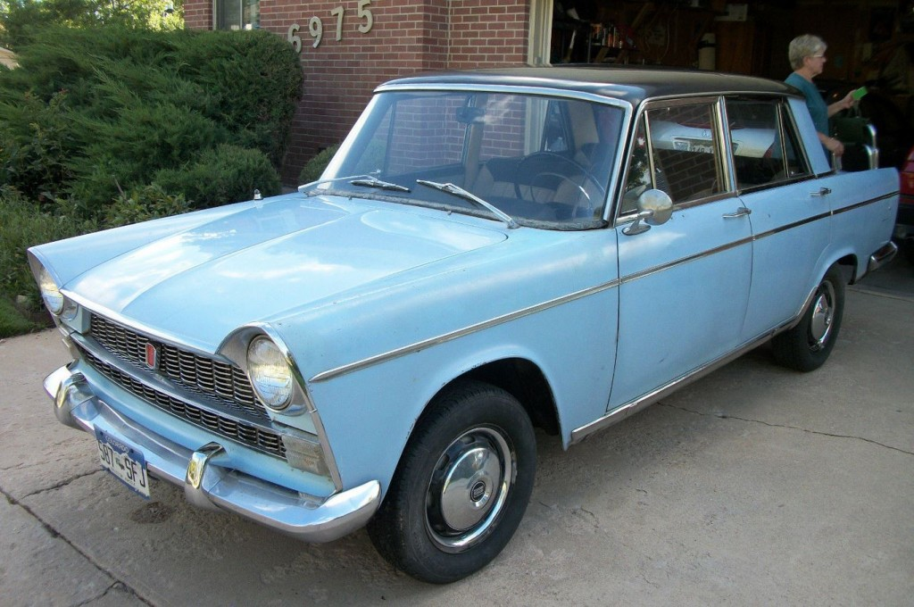1960 Fiat 2100 Information And Photos Momentcar
