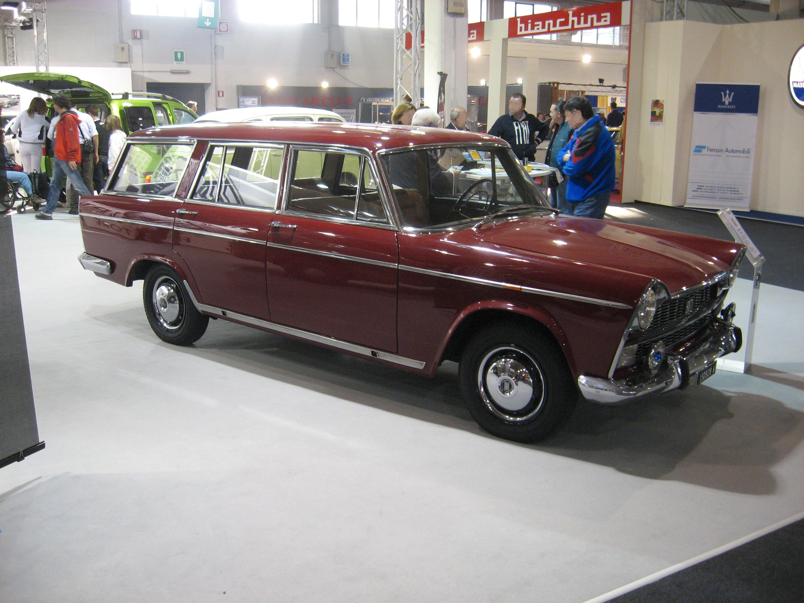 1960 fiat 2100 information and photos momentcar for 2100 2300