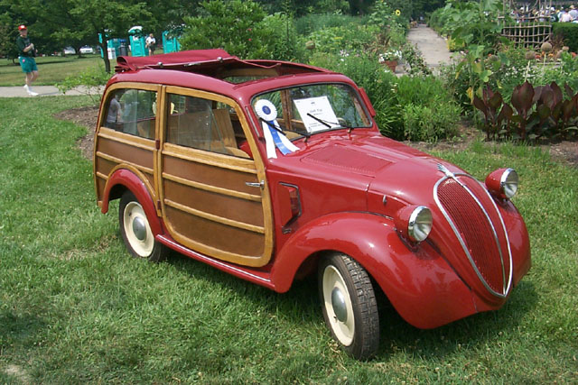 1949 fiat 500 - information and photos - momentcar