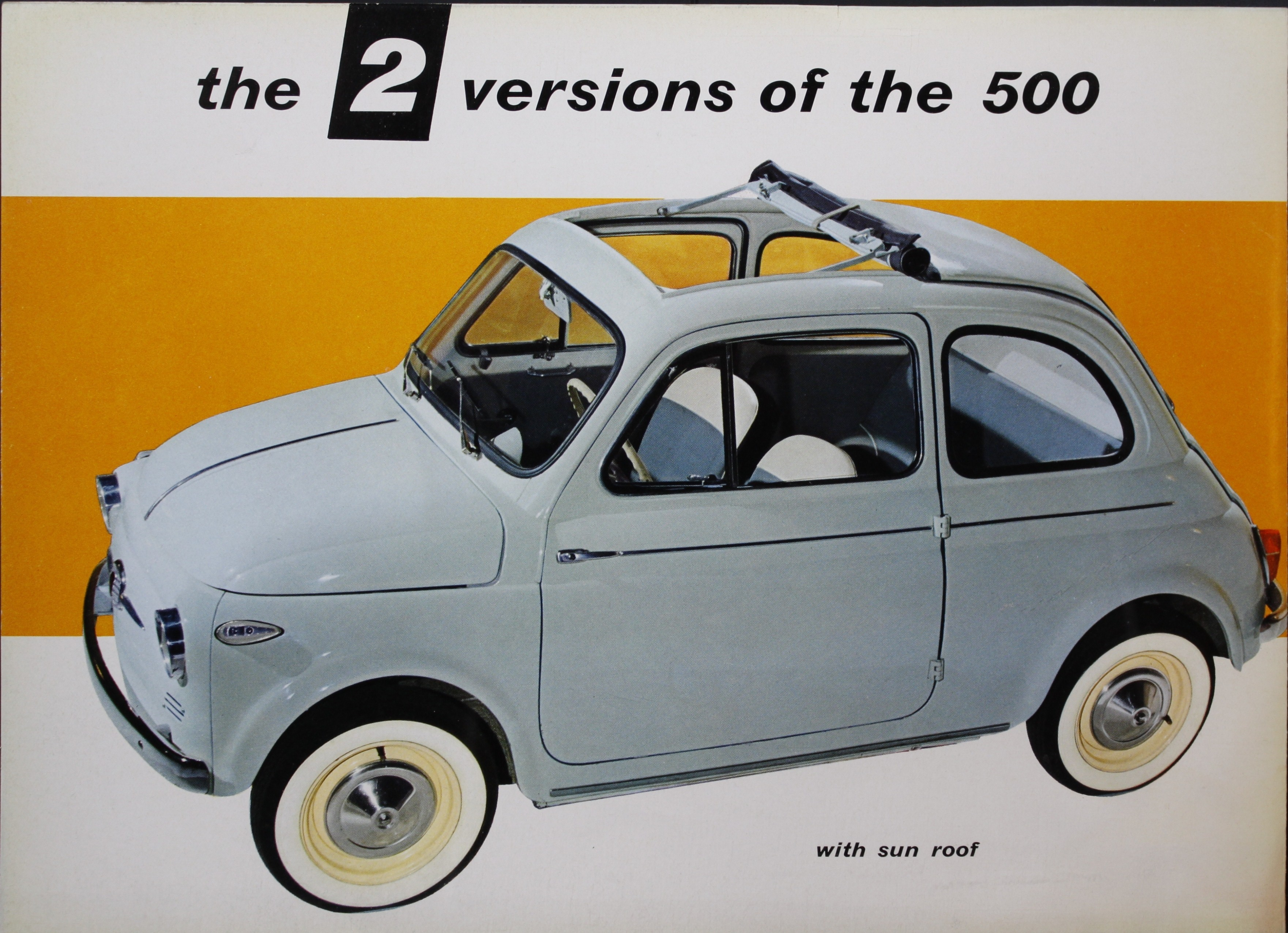 1956 Fiat 500 Information And Photos Momentcar 1957 For Sale 13