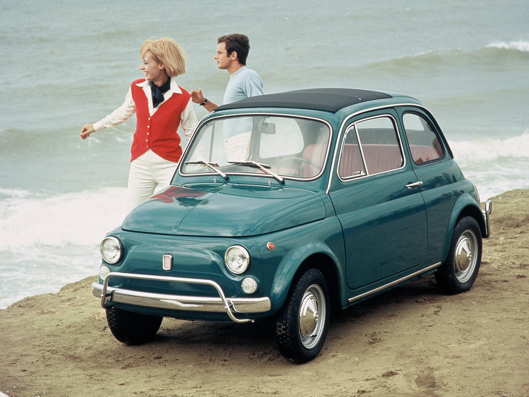 1957 fiat 500 information and photos momentcar. Black Bedroom Furniture Sets. Home Design Ideas