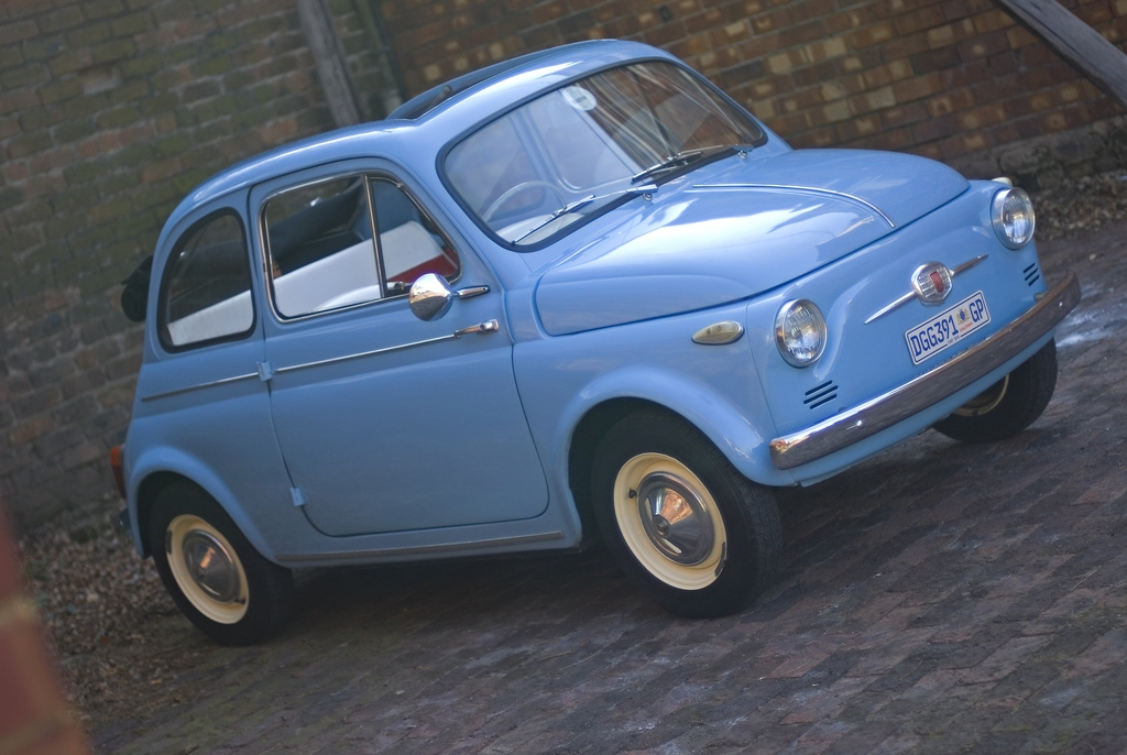 1958 Fiat 500 Information And Photos Momentcar