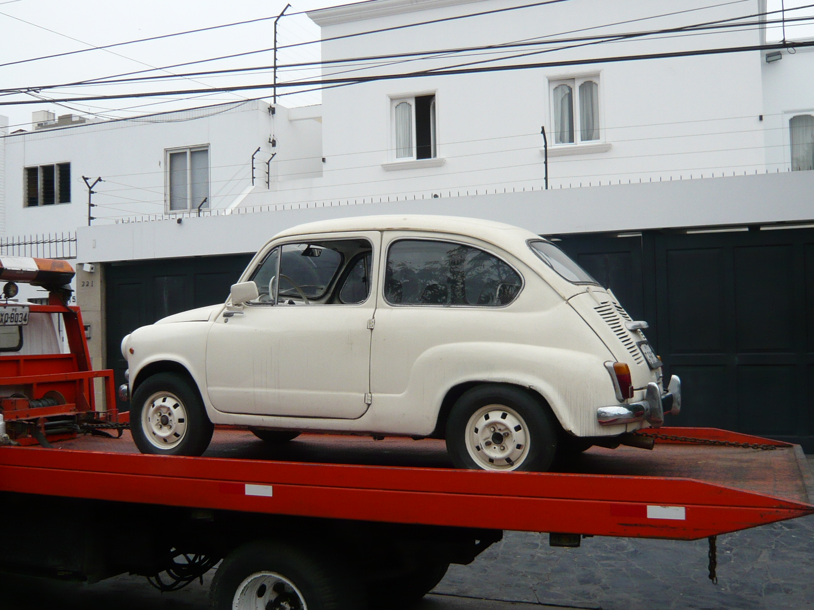1963 Fiat 600d Information And Photos Momentcar