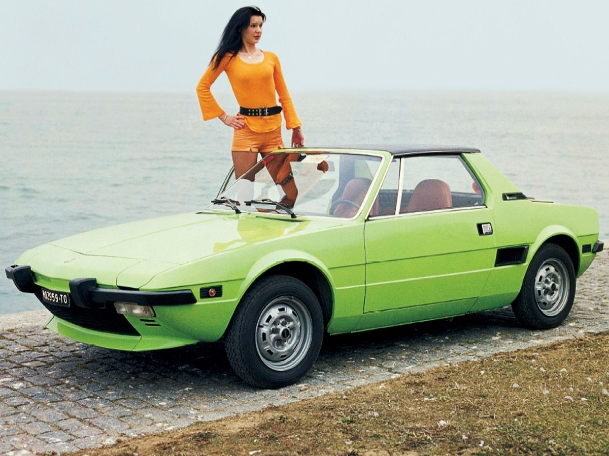 Astonishing Fiat X1 9 Information And Photos Momentcar Wiring 101 Archstreekradiomeanderfmnl
