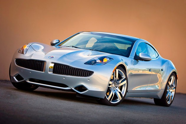 Perfectness at the highest level means Fisker 2012 Karms sedan #1