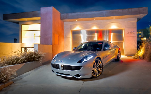 Perfectness at the highest level means Fisker 2012 Karms sedan #5