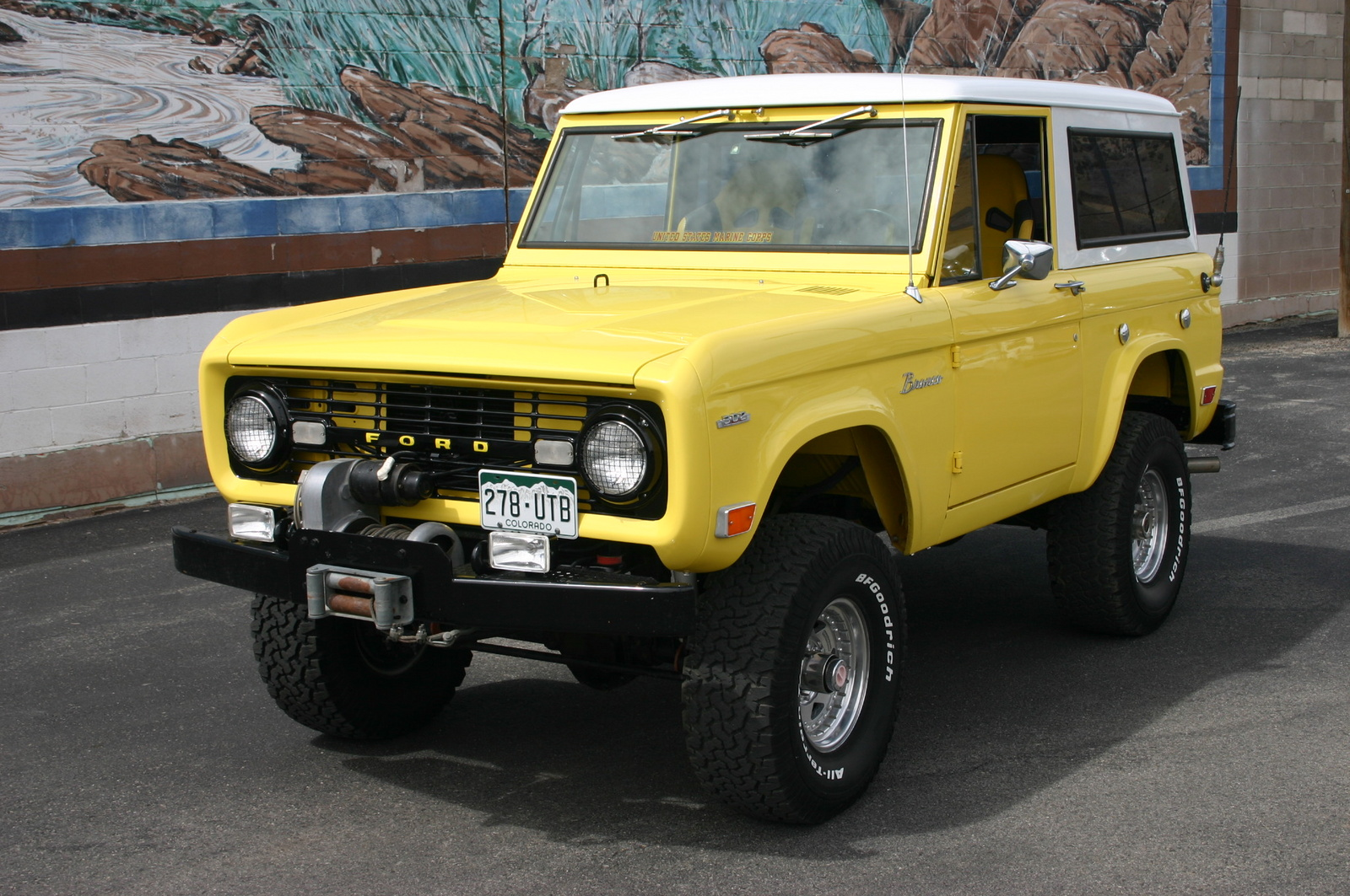Ford Bronco 646px Image 5