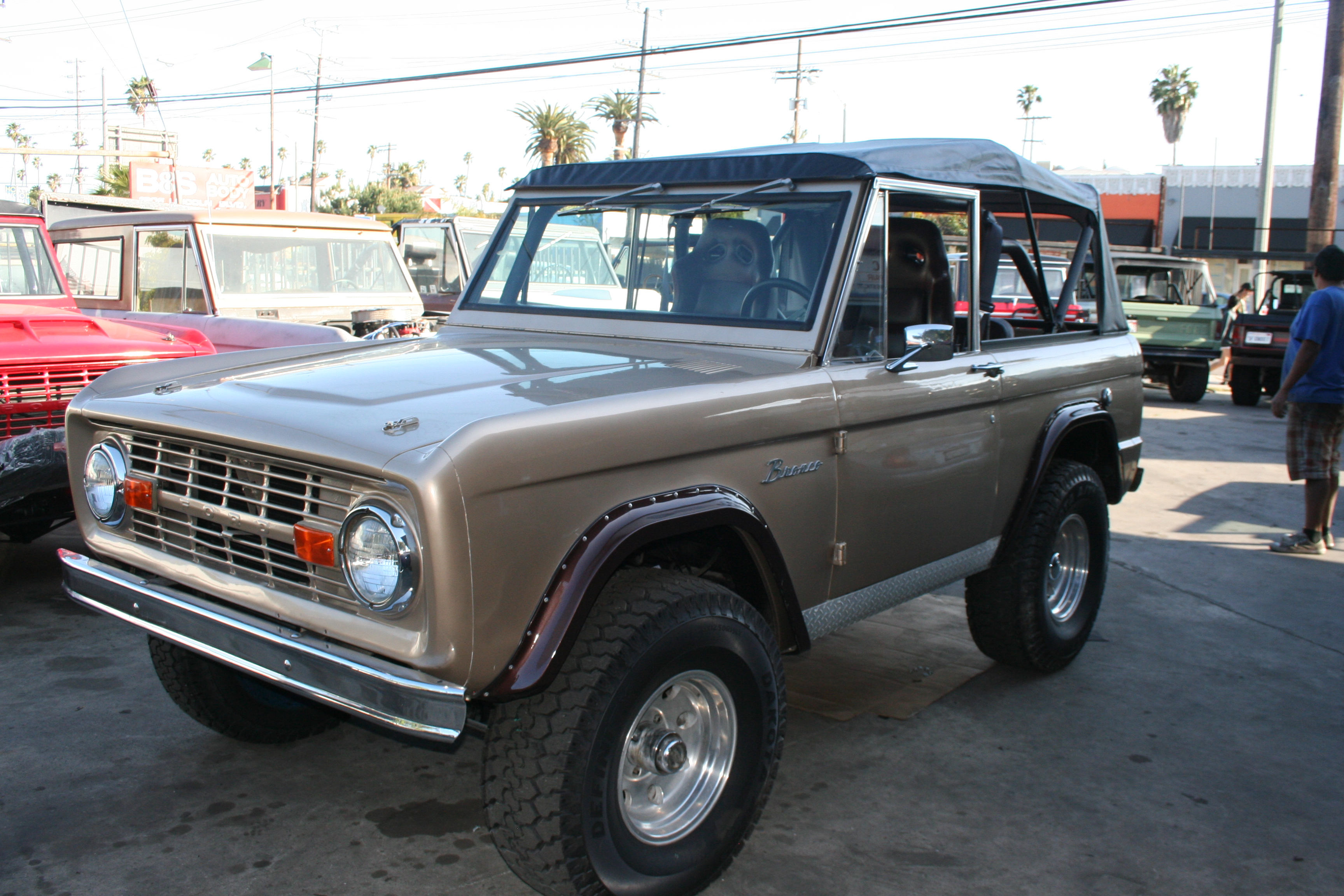 1969 Ford Bronco Information And Photos Momentcar Lifted 8