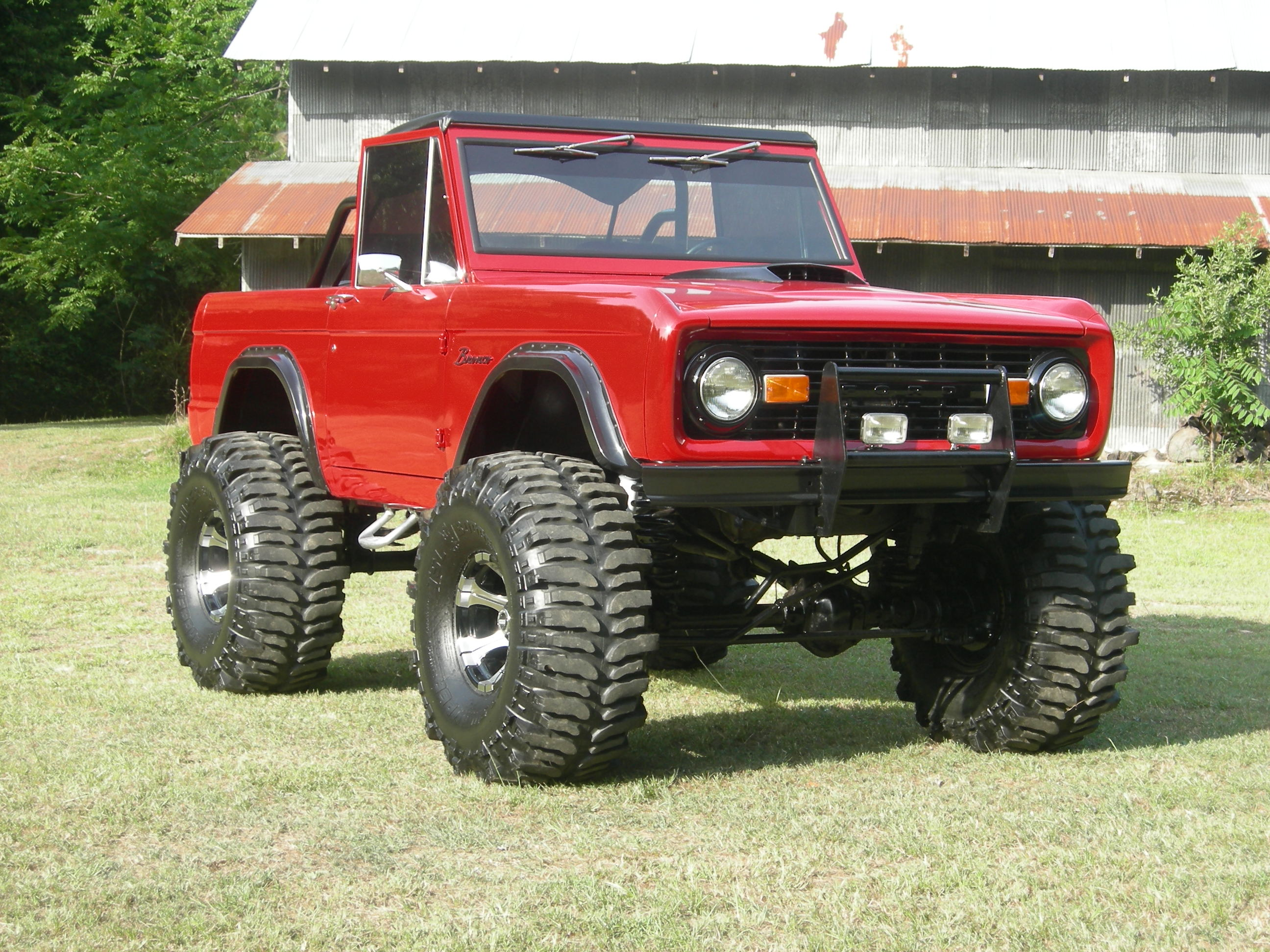 ford bronco 900px image 101970 Ford Bronco Lifted #20