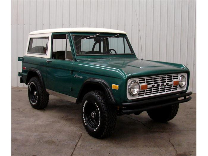 Download Ford Bronco 1975 3