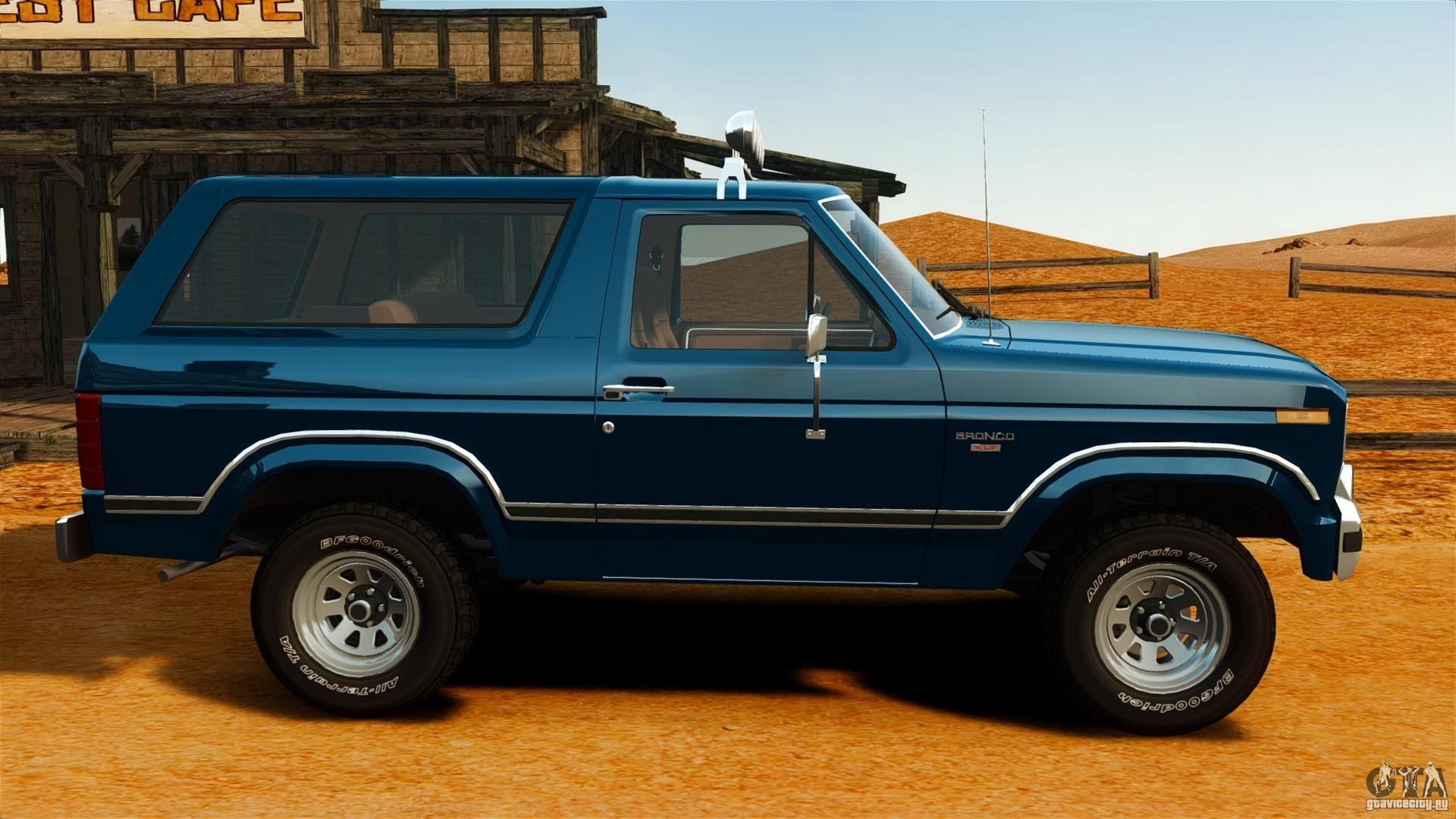 Ford bronco 1980 11
