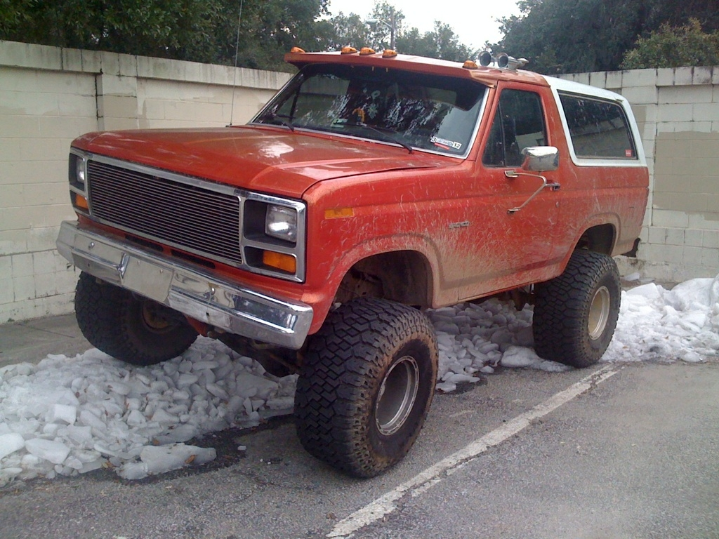 1985 Ford Bronco Information And Photos Momentcar 1980 Lifted 3