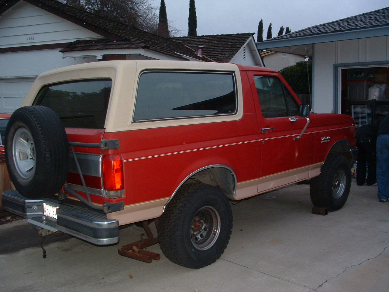 the gallery for gt ford bronco 2003