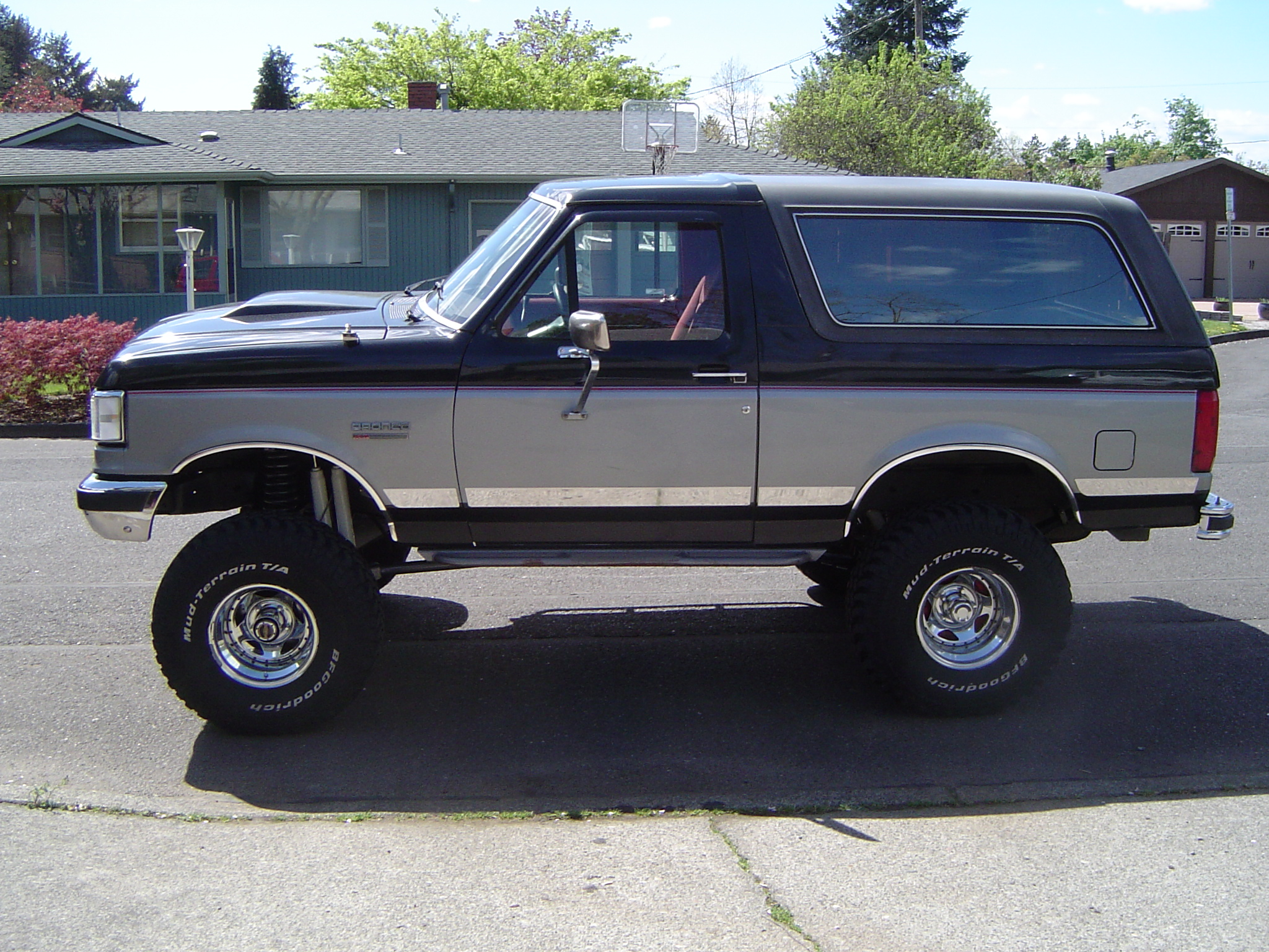 Ford bronco 1989 10