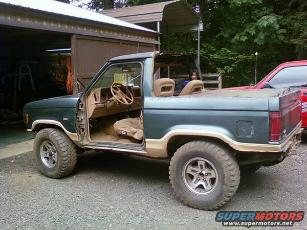 1984 Ford Bronco Ii Information And Photos Momentcar