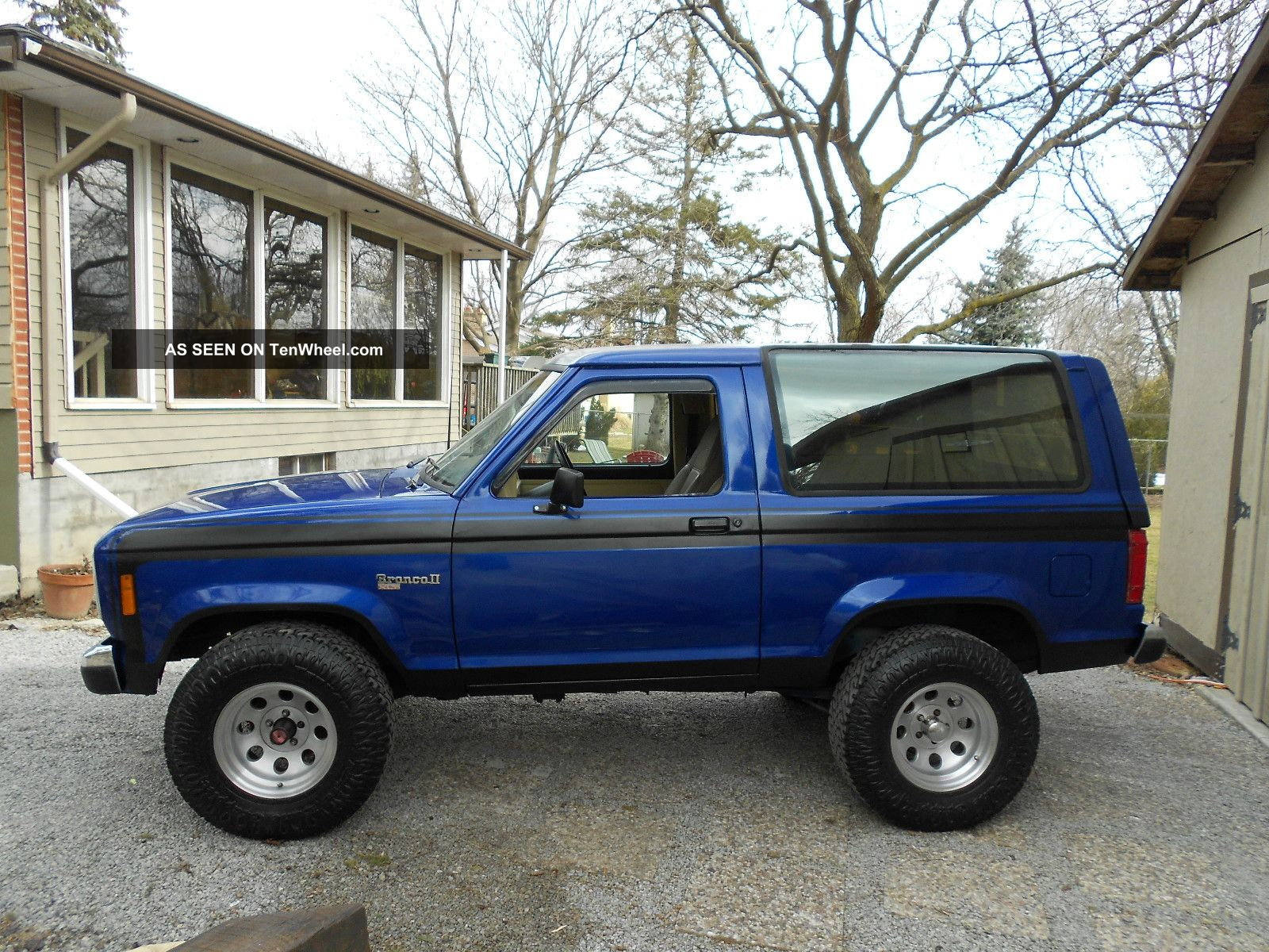 ford bronco ii 1986 9