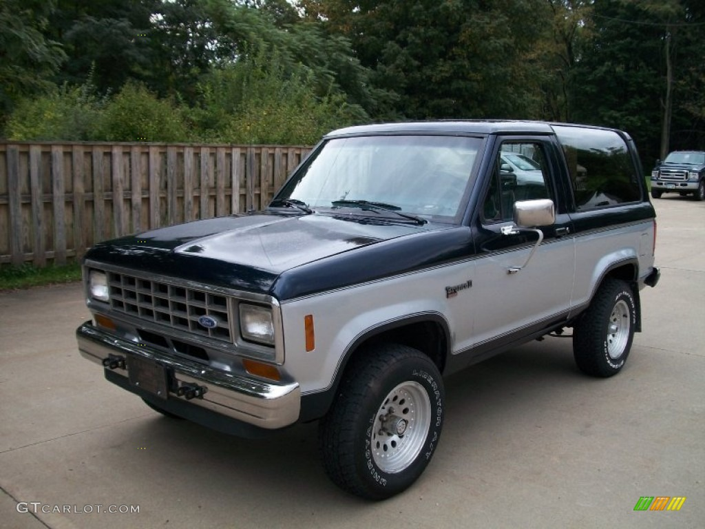 1988 ford bronco ii information and photos momentcar