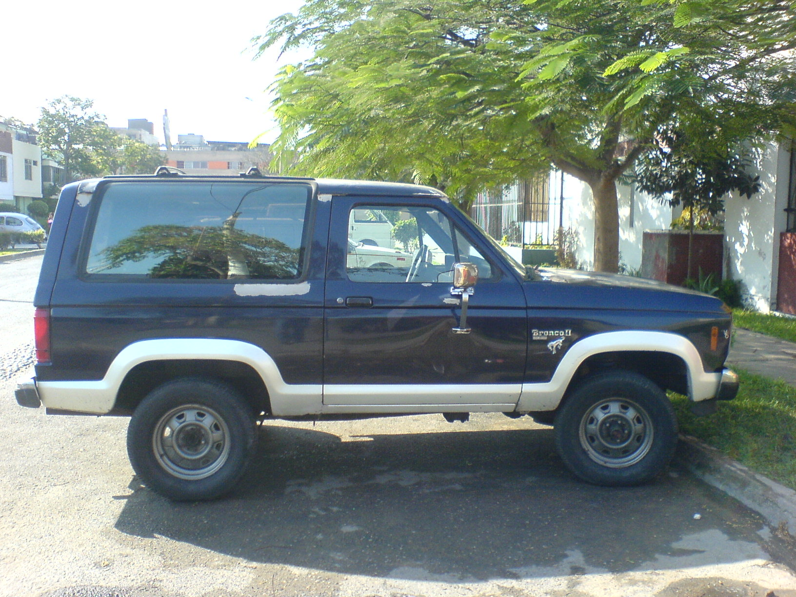 Ford Bronco Ii Information And Photos Momentcar 1989 Jeep Cherokee Wiring  Diagram 1986 Ford Bronco Ii Wiring Diagram