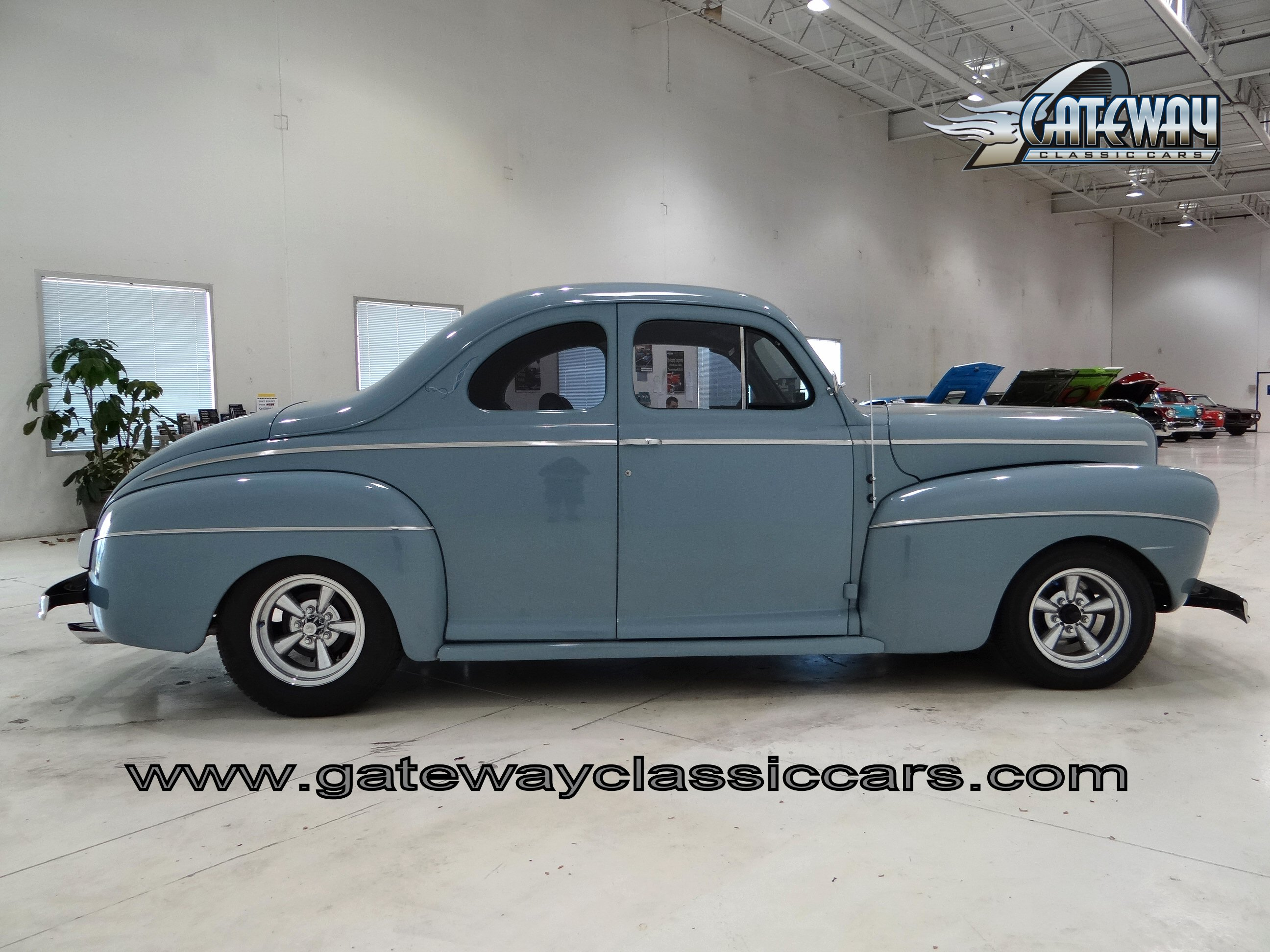Ford Business Coupe #12